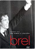 Jacques Brel - Les Adieux a l'Olympia