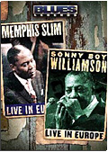Memphis Slim and Sonny Boy Williamson - Blues Legends