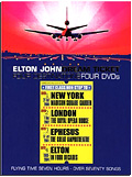 Elton John - Dream Ticket (4 DVD)