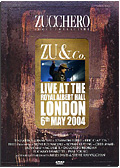 Zucchero - Zu & Co. - Live at the Royal Albert Hall