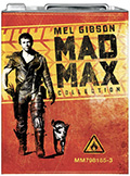 Mad Max Trilogy - Ultimate Collector's TANK Edition (3 Blu-Ray + Tanica Metallica) (Import UK)