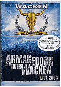 Armageddon Over Wacken Live 2004 (2 DVD)