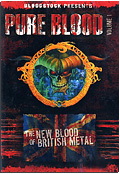 Pure Blood Vol. 1 - The New Blood Of British Metal