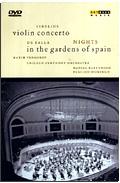 Sibelius - Violin Concerto / De Falla - Nights in the Garden of Spain