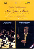 New Year's Gala 1996 - Dances and Gypsy Tunes: Brahms, Ravel, Berlioz