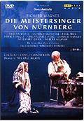 Richard Wagner - I Maestri Cantori di Norimberga (Die Meistersinger Von Nurnberg) (2 DVD) (1990)