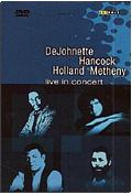 Dejohnette/Hancock/Holland/Metheny - In Concert