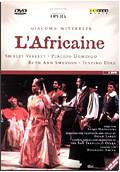 Giacomo Meyerbeer - L'Africaine (2 DVD)