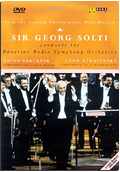 Georg Solti - Bruckner: Symphony n. 3 - Stavinsky: Simphony in three movements