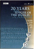 20 Years BBC Singers of the World in Cardiff (2 DVD)