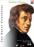 I Grandi Compositori - Frederic Chopin (1810 - 1849) (1 Dvd + 2 Cd)