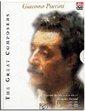 I Grandi Compositori - Puccini (1 Dvd + 2 Cd)