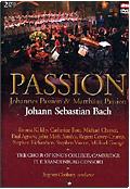 Johann Sebastian Bach - Le Due Passioni (2 DVD)
