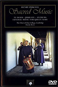 Purcell - Musica Sacra