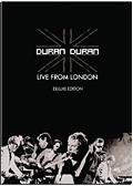 Duran Duran - Live from London (DVD + CD)