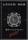 Lynch Mob - Revolution Live (DVD + CD)