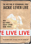 Jackie Leven - Live: The Meeting of Remarkable Men