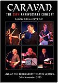 Caravan - 35th Anniversary Concert (2 DVD)