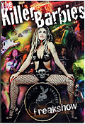 Killer Barbies - Freakshow (DVD + CD)