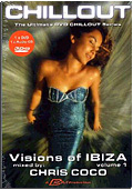 Chillout Visions Of Ibiza, Vol. 1 (DVD + CD)