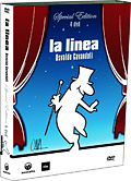 La Linea di Osvaldo Cavandoli (4 DVD)