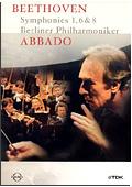 Ludwig Van Beethoven - Symphonies n. 1, 6 & 8