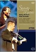 Spirits of Music Part 1 - Bobby McFerrin e Nigel Kennedy (2002)