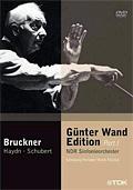 Anton Bruckner - Gunter Wand Edition, Vol. 1 (4 DVD)