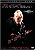 Rick Wakeman and The English Rock Ensemble - Live in Buenos Aires (DVD + CD)