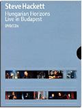 Steve Hackett - Hungarian Horizons: Live in Budapest (DVD + 2 CD)