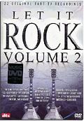 Let It Rock - 22 original rare Tv recordinds, Vol. 2