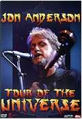 Jon Anderson - Tour of the Universe