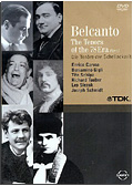 Bel Canto, Vol. 1 - Tenors of the 78 Era