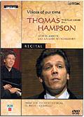 Thomas Hampson - Voices of Our Time (2001)
