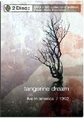 Tangerine Dream - Live in America 1992 (2 DVD)