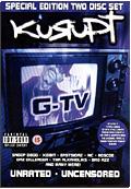 Kurupt - G-TV (DVD + CD)