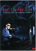 Ray Charles - In Concert with Edmonton Symphony