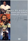 Al Di Meola, Jean-Luc Ponty & Stanley Clarke - Live At Montreux 1994
