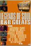 Ed Sullivan Presents Legends of Soul R&b Greats