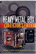 Heavy Metal Box - Metallica & Iron Maiden & Judas Priest (3 DVD)
