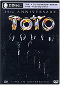 Toto - Live in Amsterdam (DVD + CD)