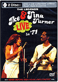 Ike & Tina Turner - Live in Holland 1971 (DVD + CD)