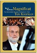 Ton Koopman - Johann Sebastian Bach: Magnificat