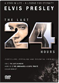 Elvis Presley - The Last 24 Hours (DVD + CD + Book)