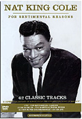 Nat King Cole - For Sentimental Reasons (DVD + CD + Book)