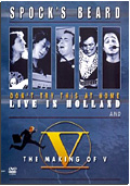 Spock's Beard - Don't Try This at Home - Live in Holland (2 DVD)