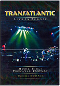 Transatlantic - Live in Europe (2 DVD)