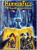 Hammerfall - The Templar Renegade Crusades (Limited Edition, DVD + CD)