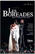 Jean-Philippe Rameau - I Boreadi (Les Boreades) (2 DVD)