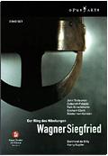 Richard Wagner - Sigfrido (Siegfried) (3 Dvd)